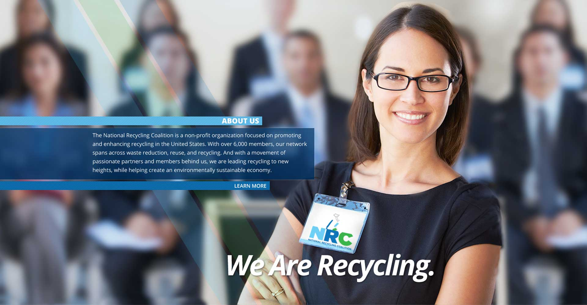 About NRC - We Are Recycling