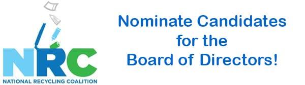 NRC Board Nominations