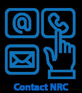 Contact NRC